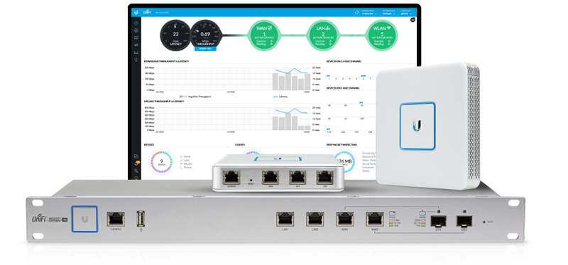 UniFi Security Gateway Software