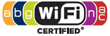 Wifi abgn ac Certified