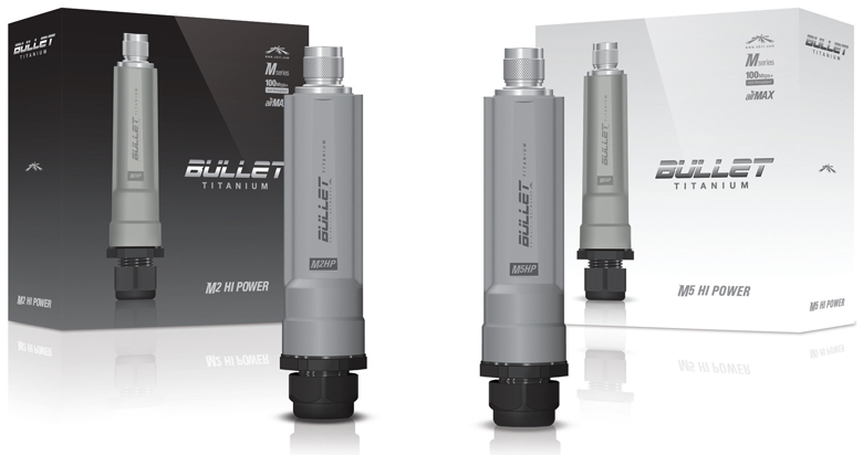 Bullet M Titanium Package